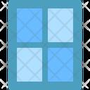 Window Frame Interior Icon
