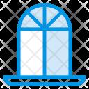 Window Door Furniture Icon