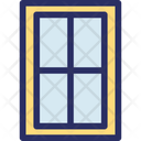 Aperture Deadlight Interior Icon