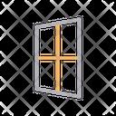 Window Mirror Home Icon