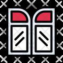 Blinds Plantation Rollershutter Icon