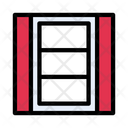 Window Plantation Shadow Icon