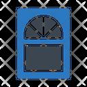 Window Plantation Rollershadow Icon