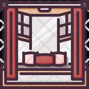 Fresh Air Sofa Window Icon