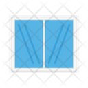 Window Mirror Construction Icon