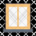 Window Glass House Icon