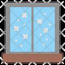 Window Winter Cold Icon