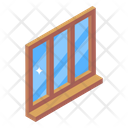 Window Glass Window Window Pane Icon