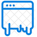 Window Bar Screen Icon