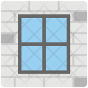 Window Case Casement Icon