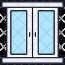 Window Home Glass Icon