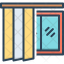 Covering Interior Hoome Icon