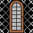 Window Glass Door Icon