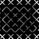 Window Webpage List Icon