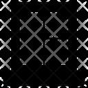 Window Casement Aperture Icon