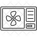 Window ac Icon