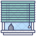Window Blinds Icon