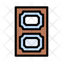 Window Plantation Blinds Icon
