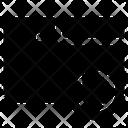 Window Browser Delete Icon