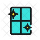 Window Cleaning Window Cleaning Icon