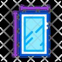 Window Dimensions Pvc Icon