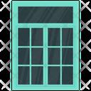 Window Window Frame House Window Icon