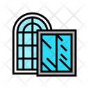 Window Glass Icon