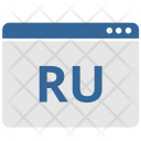 Window language Icon