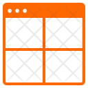 Window layout Icon