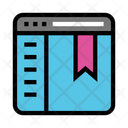 Window Internet Webpage Icon
