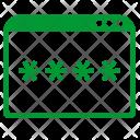 Window Pasword Pin Icon