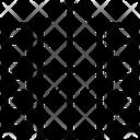 Window Shades Icon