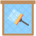 Window Wiper Icon