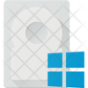 Windows Harddisk Icon