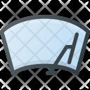 Windscreen Wiper Auto Icon