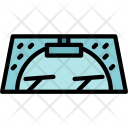 Windshield Washing Transportation Icon