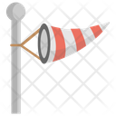 Windsock Windbag Wind Flag Icon