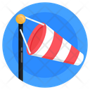 Wind Cone Wind Sock Airsock Icon