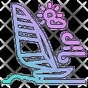 Windsurf Surf Windsurfing Icon