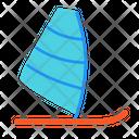 Windsurf board Icon
