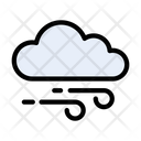 Windy Cloud Season Icon