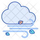 Windy Cloud Forecast Icon