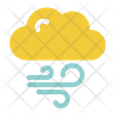 Windy Cloud Weather Icon