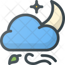 Weather Windy Wind Icon