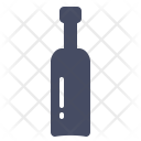 Wine Bottle Drink Icon