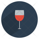 Wine Dinner Alcohol Icon