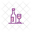 Wine Champagne Drink Icon