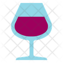 Bistro Food Glass Icon