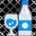 Celebration Drink Wine Alcoholic Beverage Icon