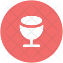 Wine Glass Cocktail Icon